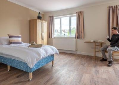 Hightrees Bedroom