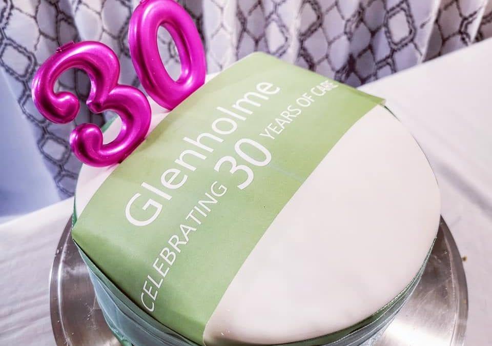 Glenholme Celebrates it's 30th Anniversary