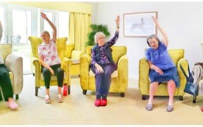 Holdingham Grange's Exercise Programme